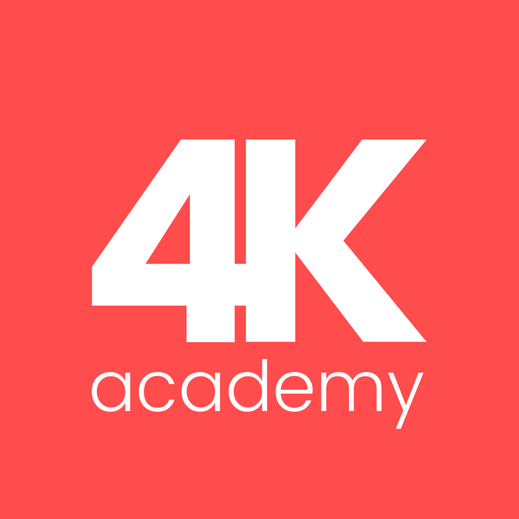 4K Academy Logo